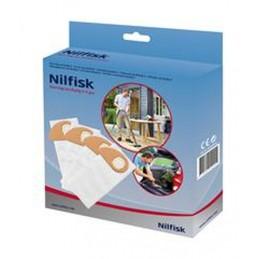 NILFISK Staubbeutel Kit für...
