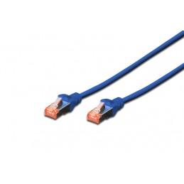 icecat_ASSMANN DIGITUS 10er CAT 6 S FTP Patchkabel, 3m, blau, DK-1644-030-B-10