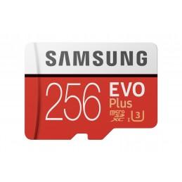 icecat_Samsung microSDXC EVO+ 256GB mit Adapter MB-MC256HA EU, MB-MC256HA EU