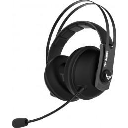 icecat_Headset ASUS TUF H7 Gaming Headset Gun Metal, 90YH022G-B8UA00