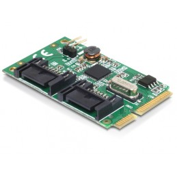 Delock MiniPCIe I/O PCIe...