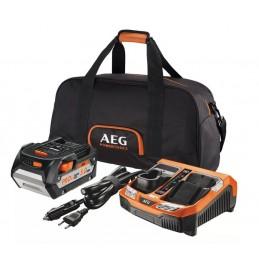 AEG L1850BLK Ladegerät + 1x...