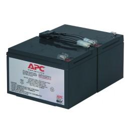 APC Batterie RBC6, RBC6