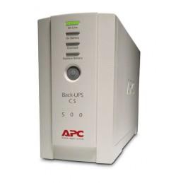 APC Back-UPS CS 500VA, USV,...