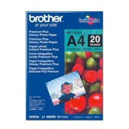 Brother Fotopapier A4 20...