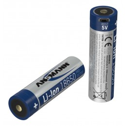 icecat_1 Ansmann Li-Ion 18650 3400mAh 3,6V Micro-USB Buchse  1307-0003, 1307-0003