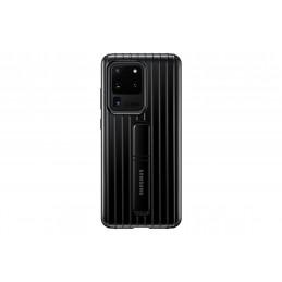 icecat_Samsung Protective Standing Cover für Galaxy S20 Ultra, Black, EF-RG988CBEGEU