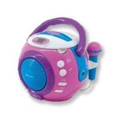 Soundmaster KCD1600PI pink,...