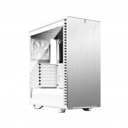 icecat_Geh FRACTAL DESIGN DEFINE 7 Compact (White TG Clear Tint), FD-C-DEF7C-04