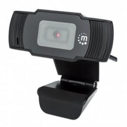 icecat_Manhattan Webcam 2 megapixel 1080p Full HD Mikrofon, 462006