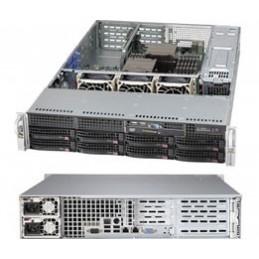 icecat_Server Geh Super Micro 2U 2x1000W 8x2.5    SC825TQC-R1K03WB ohne OS, CSE-825TQC-R1K03WB