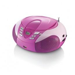 LENCO SCD-37 USB pink,...