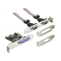 Delock Multi I/O-Karte PCIe...