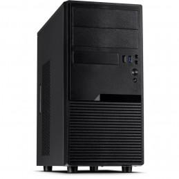 icecat_Inter Tech Inter-Tech Geh IT-180 OFFICE 2X USB-Frontanschlusse, schw. retail, 88881333