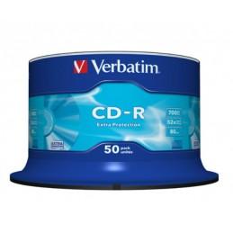 VERBATIM CD-R 700 MB,...