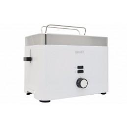 Graef TO61 Toaster weiß, TO61