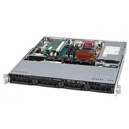 icecat_Server Geh Super Micro 1U 1x350W 4x3.5       SC813MTQ-350CB ohne OS, CSE-813MTQ-350CB