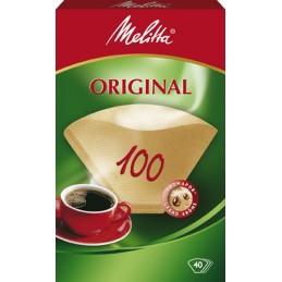 Melitta FILTERTÜTEN 100/40,...