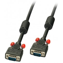 icecat_Lindy VGA Kabel M M schwarz 1m HD15 M M DDC-f?hig, 36372