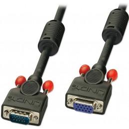 icecat_Lindy VGA Kabel M F schwarz 10m HD15 M F DDC-f?hig, 36397