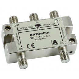 icecat_Kathrein F-Verteiler 4-fach 5-2400 MHz EBC 114, 21610007