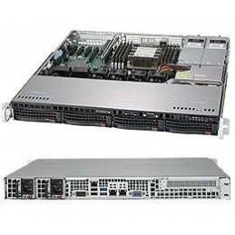 icecat_Server Geh Super Micro 1U 2x400W 4x3.5    SC813MFTQC-R407CB ohne OS, CSE-813MFTQC-R407CB