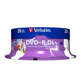 VERBATIM DVD+R DL 8,5 GB,...