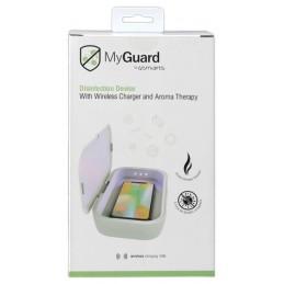 icecat_4Smarts MyGuard Universal Desinfektionsgerät Wireless Charger, 468737