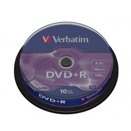 VERBATIM DVD+R 4,7 GB,...