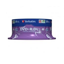 VERBATIM DVD+R DL...