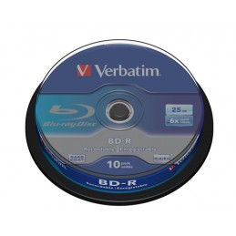 VERBATIM BD-R 25 GB,...