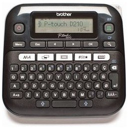 Brother P-Touch D210,...