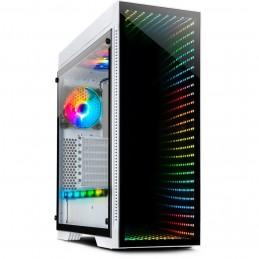 icecat_Inter Tech Inter-Tech Geh X-908 Infini2 3x120mm RGB-Lüfter weiß retail, 88881339