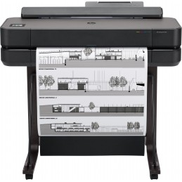 icecat_Hewlett Packard HP DesignJet T650 Großformatdrucker A1, 5HB08AB19