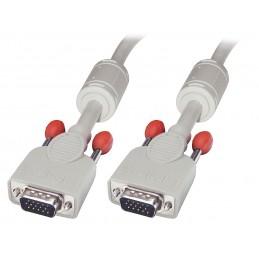 icecat_Lindy VGA Kabel M M cool grey 5m HD15 M M DDC-f?hig, 36344