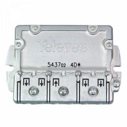 Televes EFV4-4-fach...