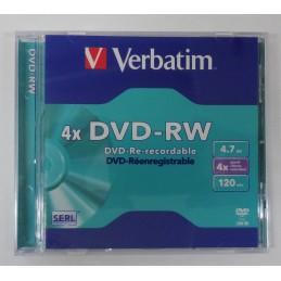 VERBATIM DVD-RW Matt Silber...