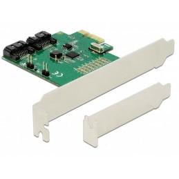 icecat_Delock 2 Port SATA PCI Express Karte mit RAID, RAID-Karte, 90392