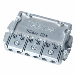 icecat_Televes EFV5-5-fach EasyF-Verteiler  5-2500 MHz, 543802