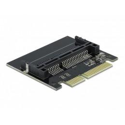 icecat_Delock SATA 22 Pin Stecker zu CFast Slot, Adapter, 64101