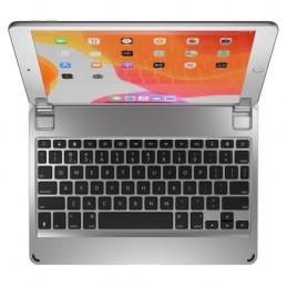 icecat_Brydge 10.2 Bluetooth Tastatur silber f?r iPad 7 8th Gen, BRY80012G