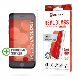 icecat_E.V.I. DISPLEX Real Glass + Case für Apple iPhone 6 7 8 SE (2020), 01254